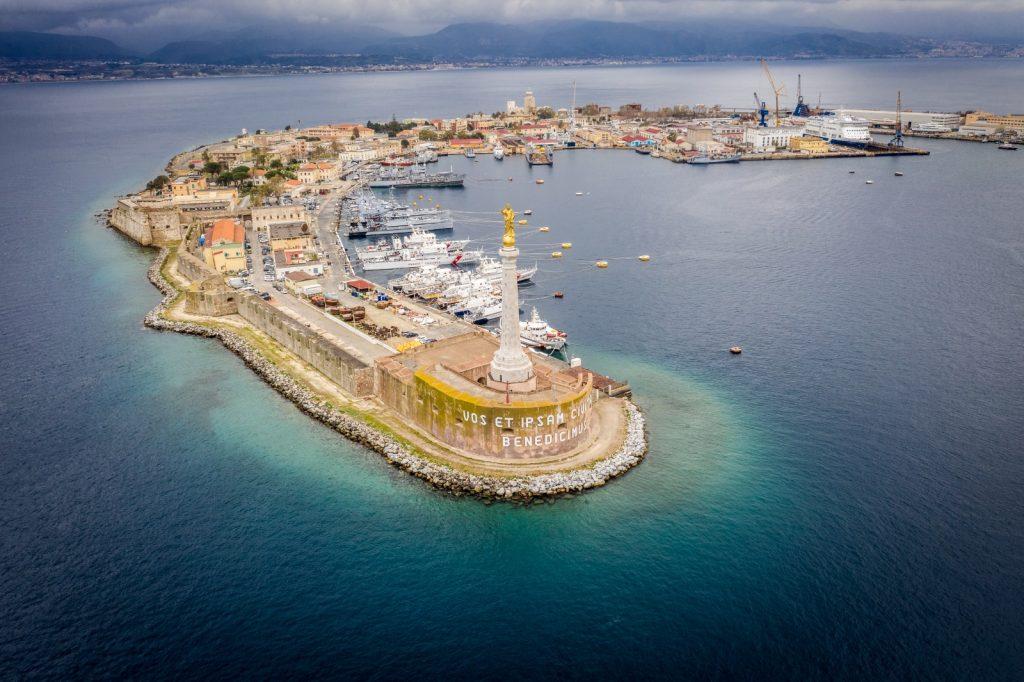Giornate Nazionali dei Castelli 2021 – Delegazione di Messina – Forte SS. Salvatore