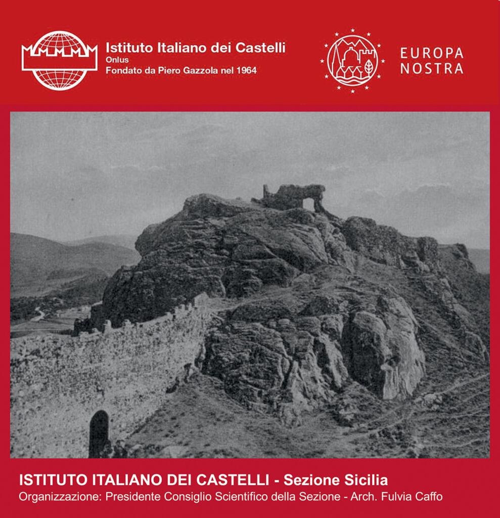 """Conferenza """"Tra natura e costruito. Le difese medievali della Sicilia interna"""" – 25 maggio 2021"""